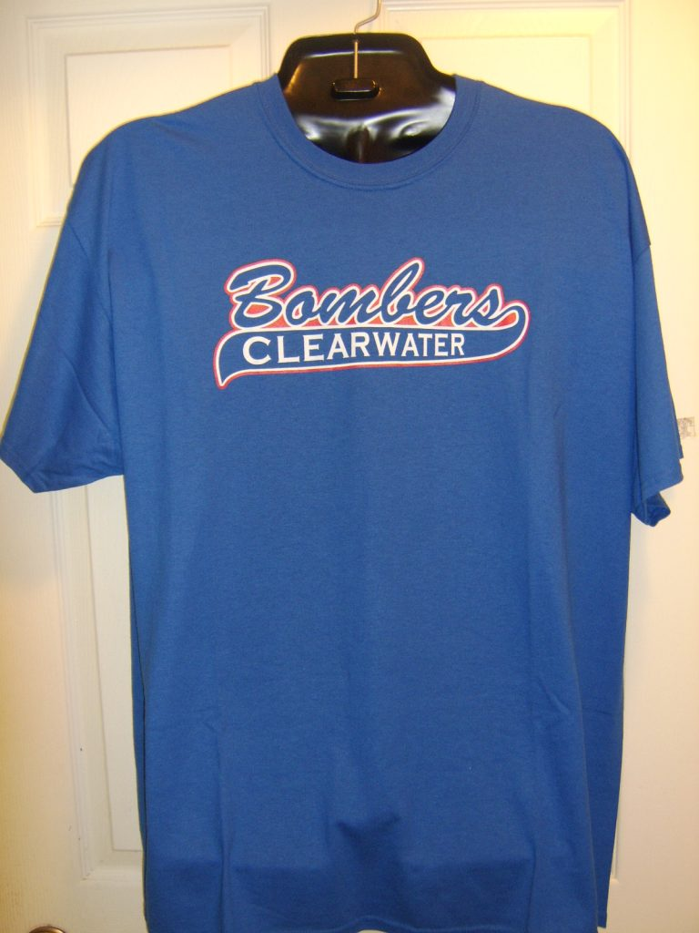 Clearwater Bombers T-shirt