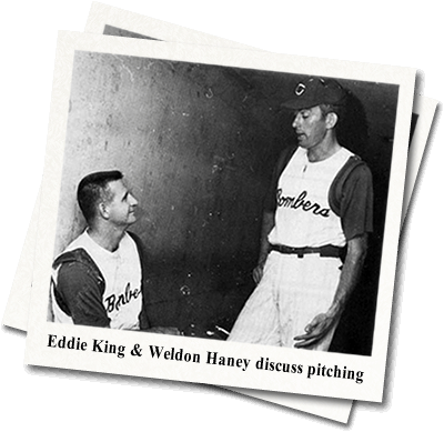 Clearwater Bombers - King & Haney